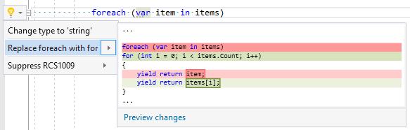Visual Studio 2019 extension - Roslynator