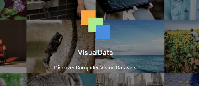 Datasets for Machine : VisualData