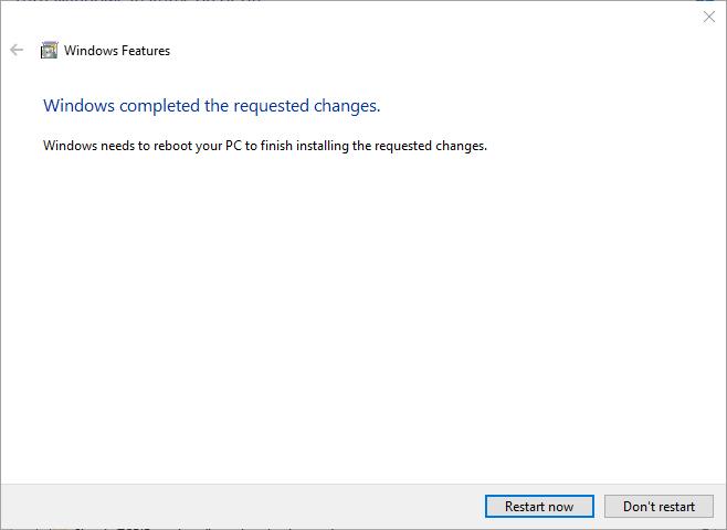 Publish a Blazor Server Application to IIS - Reboot